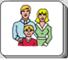 Figur 10: Familie, med, sammen