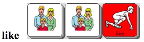 Figur 11: Jeg liker familien min