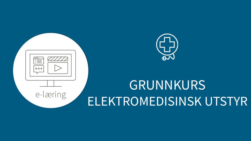 Ingressbilde grunnkurs elektromedisinsk utstyr