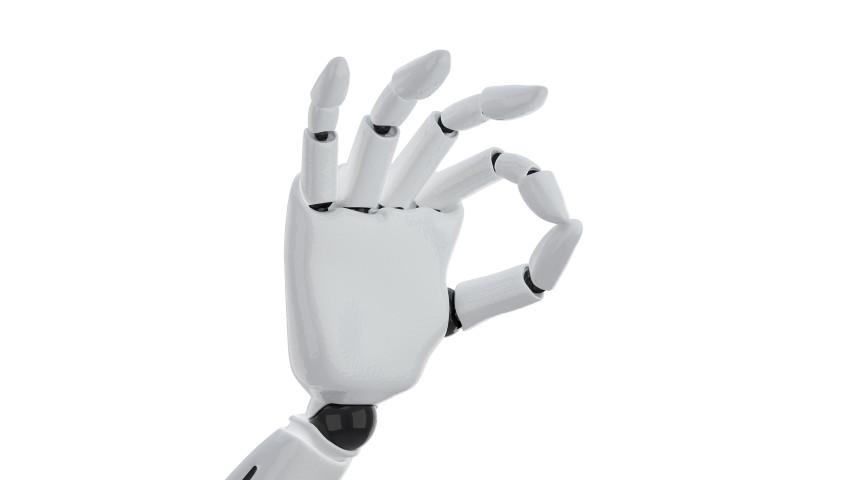 Robotarm (Colourbox.com)