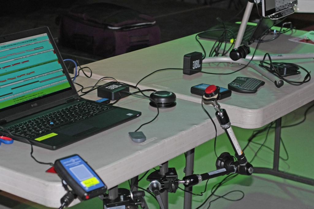 Fra SKUG-arrangement på teknisk museum i Oslo (Foto: Daniel Scheidegger)