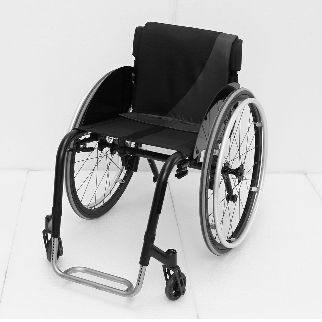 KSL manuell rullestol
