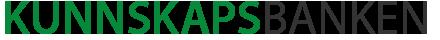 Logo Kunnskapsbanken (Gå til forsiden)