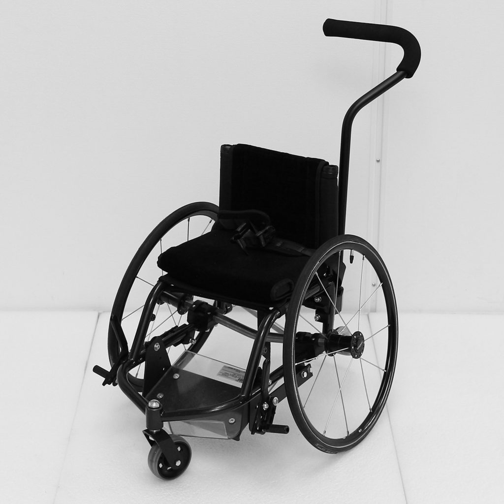 XX manuell rullestol for barn