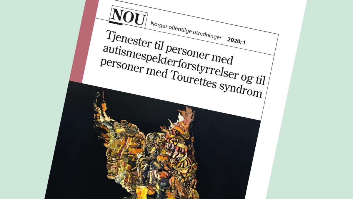 Forsiden til NOU 2020:1