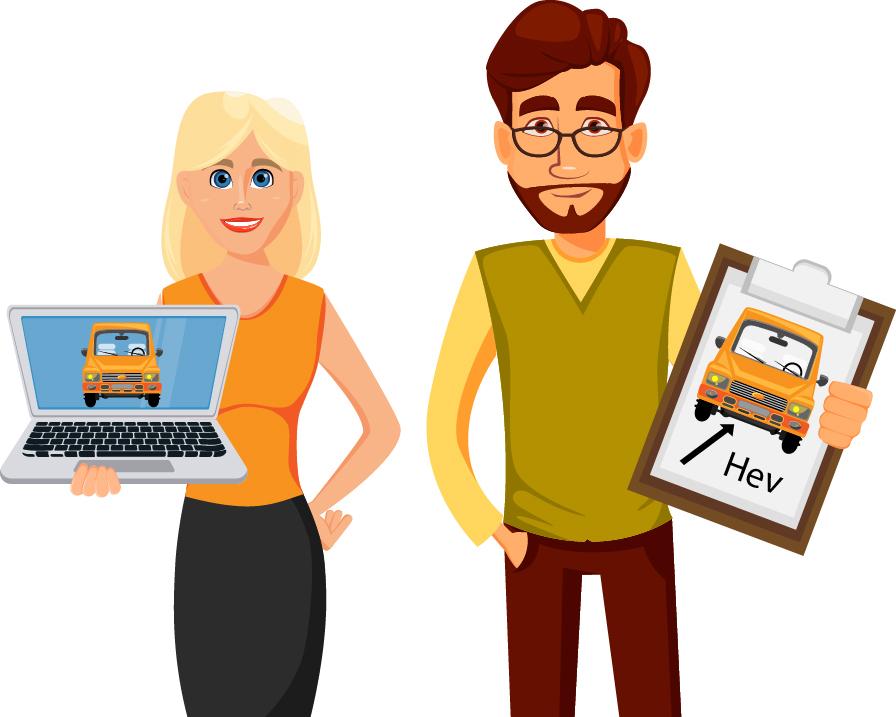 Illustrasjon: Bilrådgiver og bilombygger