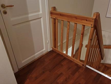 Eksempel trappeheis - nærbilde